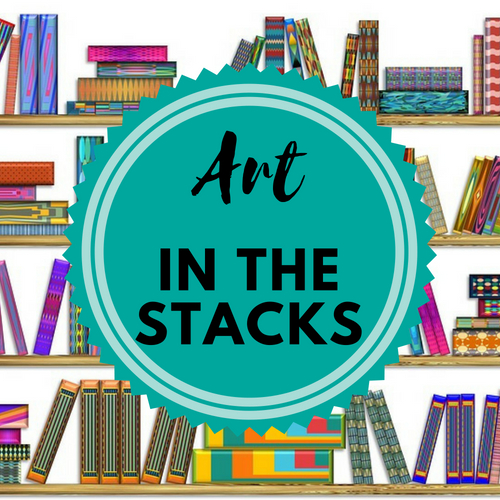 FaceBook Live Art in the Stacks class @ Cooke County Library | Gainesville | Texas | United States
