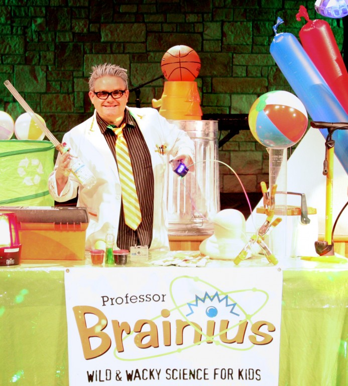 Children's class - Professor Brainius @ Boys & Girls Club of Cooke County | Gainesville | Texas | United States
