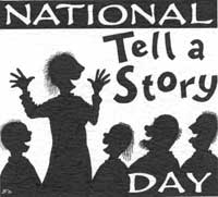 Special Children's class: Tell a Story Day! @ Cooke County Library | Gainesville | Texas | United States