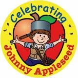 Johnny Appleseed Day Special Children's Class
