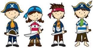 Talk Like a Pirate! Special Children's Class