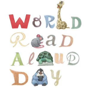 World Read Aloud Day Special Children's Class